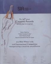 SIA 2008 Silver: Media Campaign