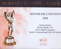 Hermes 2008 News Media Campaign